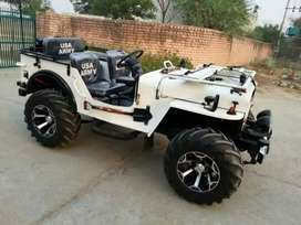 Guru nank Jeep modified