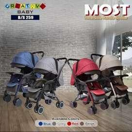 Stroller Baby Creative Most
