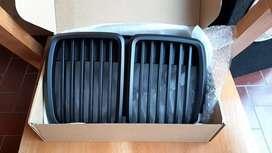 Grill BMW E30 Matte Black Hitam Doff