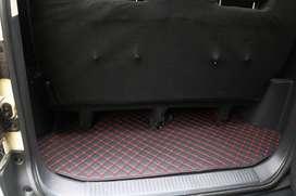 karpet lantai mobil for Toyota rush (terios) 2021 full set+bagasi