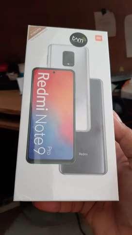 Redmi Note 9 Pro 8/128 Gb - Resmi - BNIB