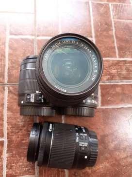 Lensa kit STM 18 55