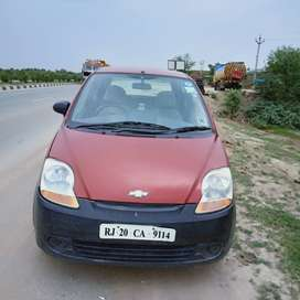 Chevrolet 2009 Spark L.S. Red Colour, First Owner: 66000
