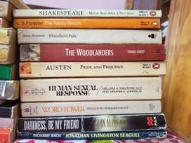 Home book collection for sale
