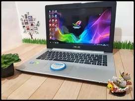 Laptop Asus S451L Core i7 Nvidia 740M RAM 8gb