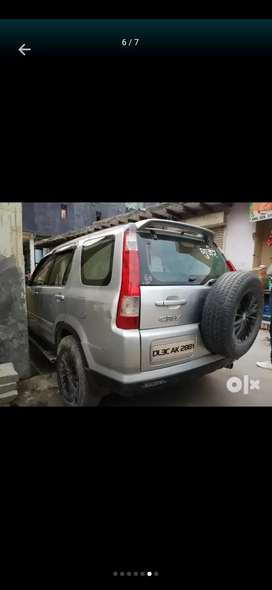 Tyre okk h..ac not working ..noc available honda crv 2005 ok condition