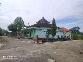 Tanah dekat masjid Nguter Sukoharjo