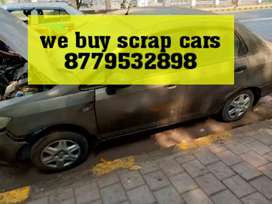 Sell your unwanted scrap cars