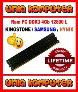 Ram Komputer   Laptop Termurah di MAll BCP garansi lifetime