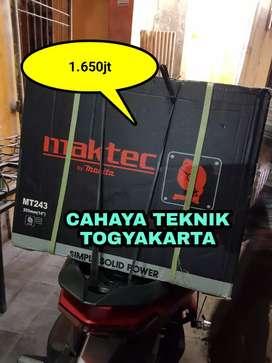 PROMO ONGKIR (CAHAYA TEKNIK) maktec by makiya cutt off cutting besi