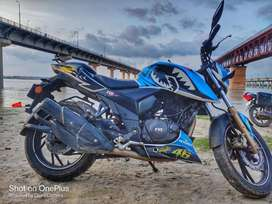 Rtr 200 4V Limited Edition Brand new condition Bike