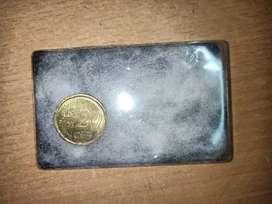 20 euro cent coin