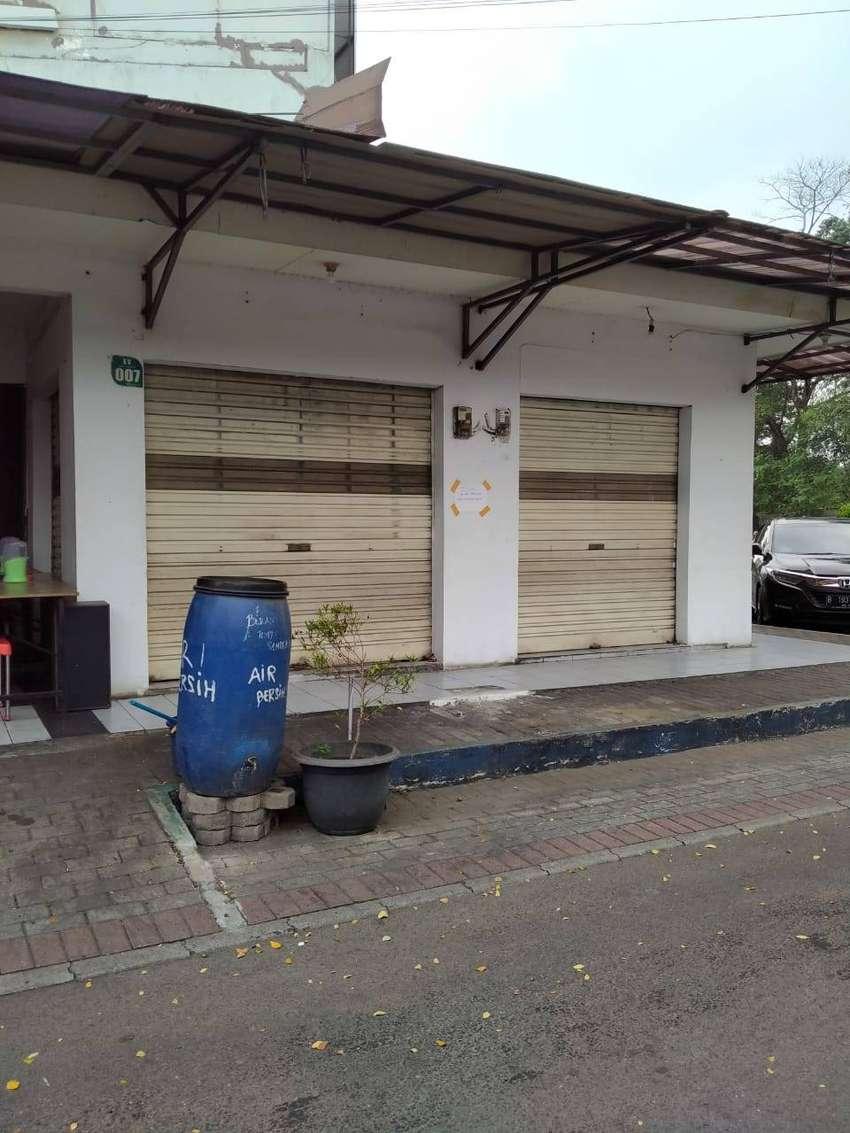 Dijual 3 Kios Gandengan Ruko Pasar Modern Town Market Tangerang 0