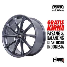 Velg mobil murah HSR Ring 19 lebar 8,5 Rush Terios Xpander Crv Hrv dll