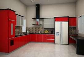 Kitchen set minimalis harga murah kualitas ok