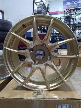 Velg Racing Ring16 bisa Tukar Tambah Di Toko Velg Mobil SPEC-R Medan