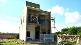 Rumah Tingkat Dalam Perumahan Modern di Kota Klaten