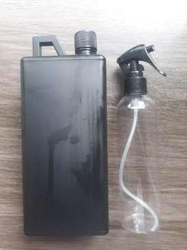 Parfum laundry premium 1Liter + semprotan