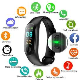 M3 smart bluetooth band wrist watch