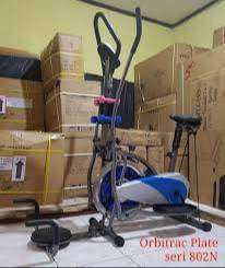 sepeda statis fitnes kardio SN-2914 // treadmill elektrik orbitrek   B