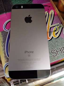 iPhone se 32gb   good condition