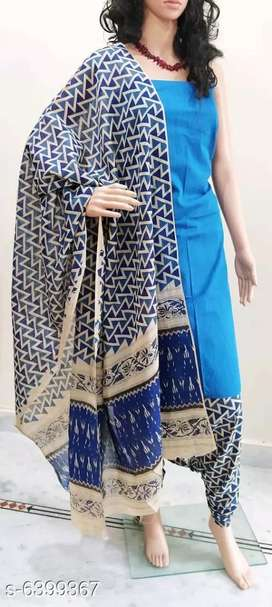 Attractive Suit and Dress Material