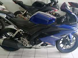 Yamaha R15 all new THN 2018 cash/kredit berkualitas