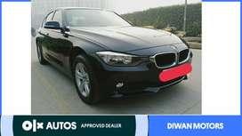BMW 3 Series 2011-2015 320d Prestige, 2013, Diesel