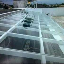 Canopy solarflet