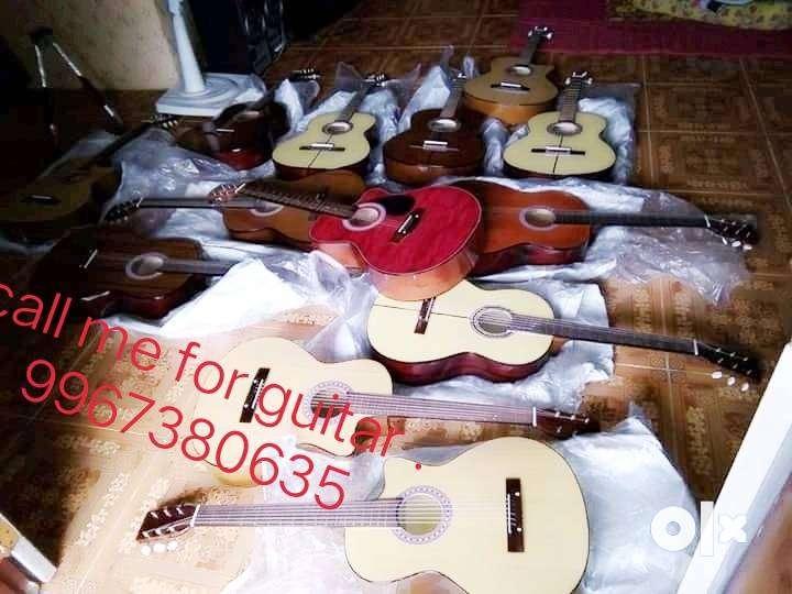 All clour guitar 0