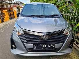 Toyota Calya G facelift matic 2019 mulus