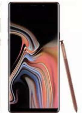 Samsung NOTE 9 COPPER