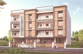3 BHK fully furnished flat for sale