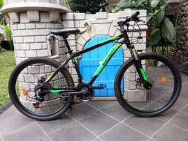 Sepeda MTB Genio Salzburg XC 04 Alloy Mulus