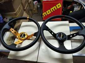 momo/sparco sports steering wheel for gypsy