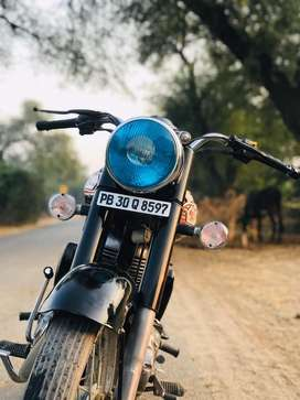 Bullet 350 new condition only serious buyers