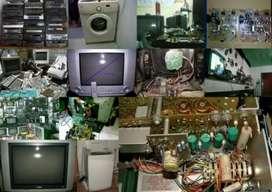 perbaikan segala macam elektronik rumah N kantor,trafo,ups,TV,dll