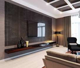 Interior decoration services for Residential & Commercial project...