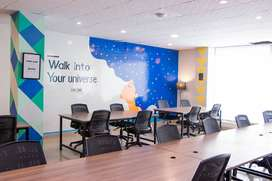 co-working space & Shared office workspace in Johar town Lahore