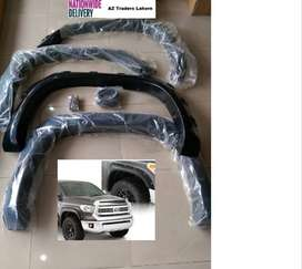 Toyota Tundra 2013- Fender Flares Wheel Arch Trims Set New