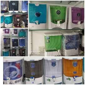 Aqua Ace RO Plant Plus 10 L RO B12 Minral TDS Water Purifier  (White)