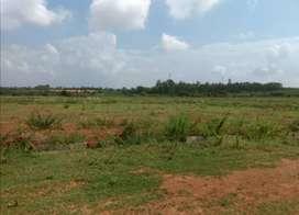Plot for sale near Bengaluru