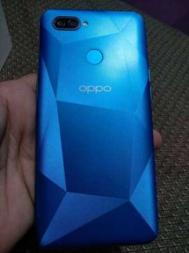 OPPO A12.  With Box and warranty