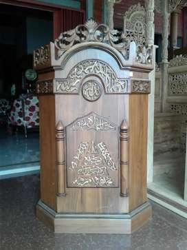 Mimbar masjid minimalis tpk 39