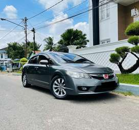 DP 30 Juta Honda Civic 2010 / 2011 MT Manual 1.8 FD Facelift