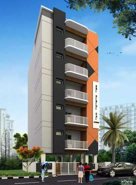 40.99LAC NEWLY 3BHK 1350SQFT CUPBOARDS LOAN UPTO 95%FLAT AT VIJAYAWADA
