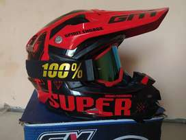 Helm cross GM + google 100%