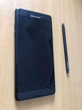 Galaxy Note FE 4/64 gb Black