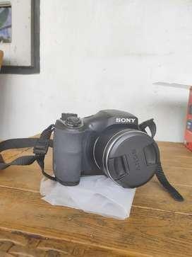 Jual kamera digital Sony Dsch300