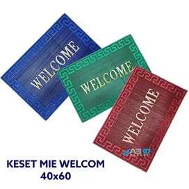 Keset Welcome Holo / Keset Antislip / Keset Karet